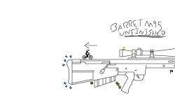 Barret M95 UNFINISHED