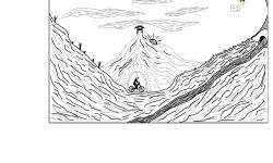 Mini Mount Fiji