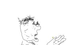 Praying Human