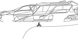 Geometric Vehicle Thing