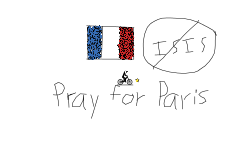 Pray for Paris (read desc)