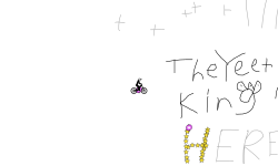 A logo for THEYEETKINGISHERE