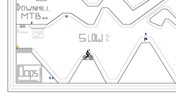 Downhill Track 2