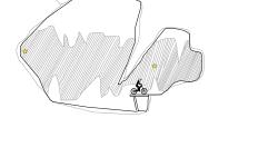 Tiny cave