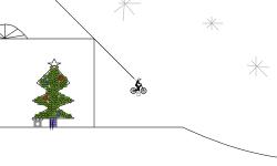 Christmas track contest