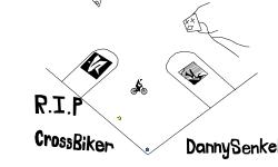 R.I.P CrossBiker DannySenkel