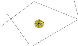 150 star circle