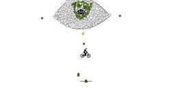 an human eye