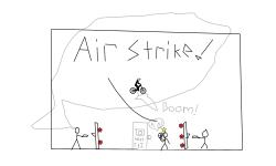 CALL IN AIRSTRIKE!!!!!!!!!!!!!
