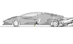 Lamborghini Aventador (Desc.)