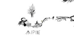 alpine track