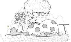 Fantasy Forest Island