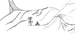 dirt jump loop