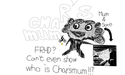 FRHD can't draw Char's mum!?!?